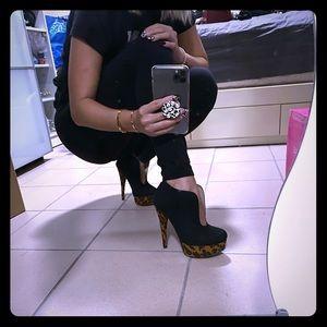 Shoe dazzle amaranta heels